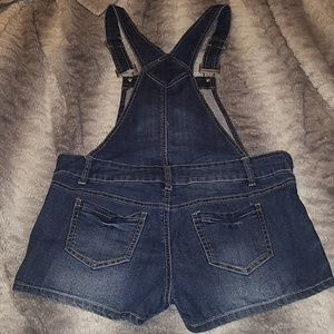 Blue Spice Jeans - Jean Short Overalls